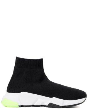 Balencaga Black Speed Lt Sneakers