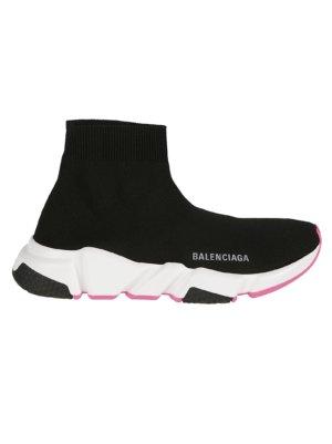 Balenciaga Logo Sock Sneakers