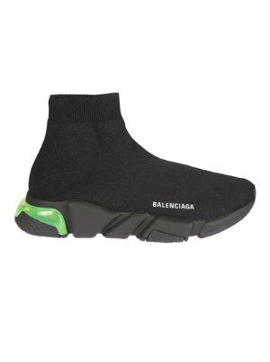Balenciaga Speed Lt Clear Sneakers