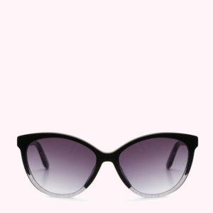 Black Glitter Sunglasses