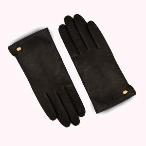 Black Lip Pin S/M Samantha Glove