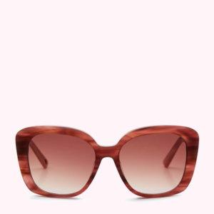 Blush Colour Block Sunglasses