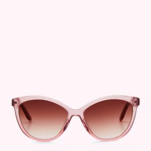 Blush Glitter Sunglasses
