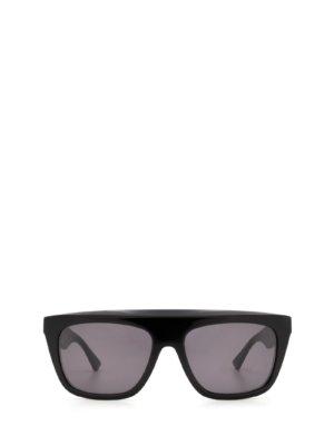 Bottega Veneta Bottega Veneta Bv1060s Black Sunglasses