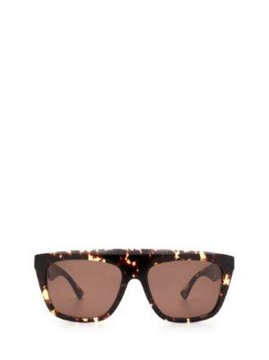 Bottega Veneta Bottega Veneta Bv1060s Havana Sunglasses