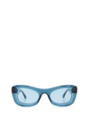 Bottega Veneta Bottega Veneta Bv1088s Blue Sunglasses