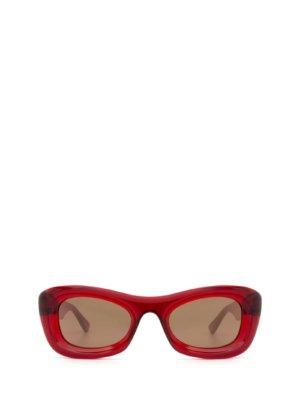 Bottega Veneta Bottega Veneta Bv1088s Burgundy Sunglasses
