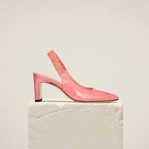 Dear Frances - Scrunch Pump, Pink