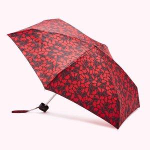 Hand Drawn Lip Umbrella