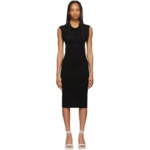 Jacquemus Black La Robe Santon Dress