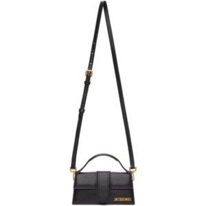 Jacquemus Black Le Bambino Top Handle Bag