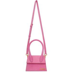 Jacquemus Pink Le Chiquito Moyen Bag