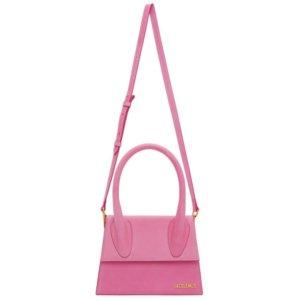 Jacquemus Pink Le Grand Chiquito Bag