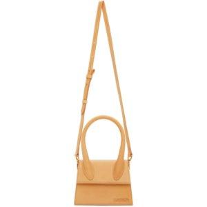 Jacquemus Yellow Le Chiquito Moyen Bag