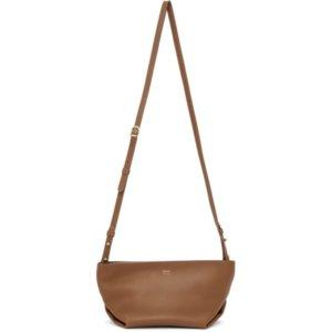 Khaite Tan The Adeline Crossbody Bag