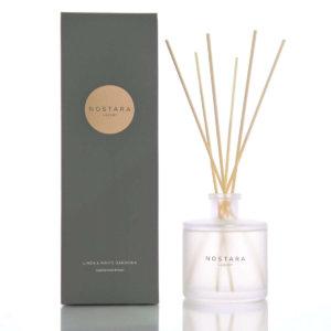 Linen & White Gardenia Reed Diffuser