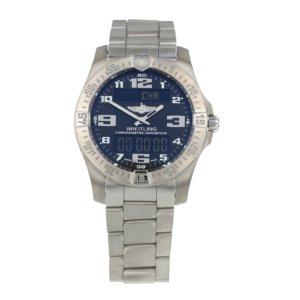 Pre-Owned Breitling Aerospace Evo Mens Watch E79363
