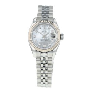 Pre-Owned Rolex Datejust 26 Ladies Watch 179174