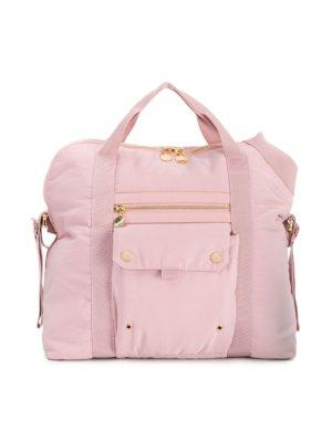Stella McCartney Kids zipped changing bag - Pink
