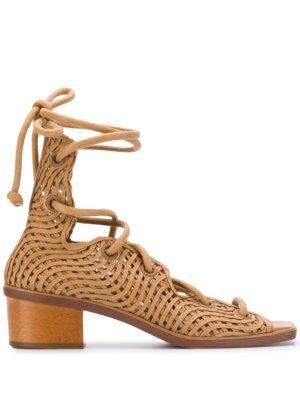 Stella McCartney Maia Gladiator sandals - Brown