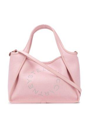 Stella McCartney Stella Logo tote - Pink