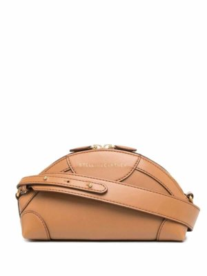 Stella McCartney mini Doctor shoulder bag - Brown