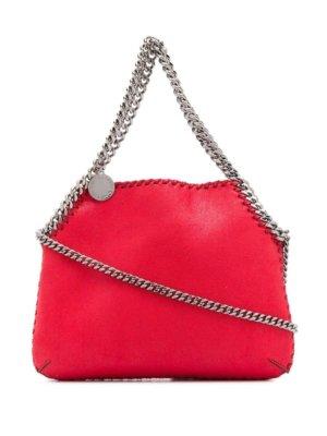 Stella McCartney mini Falabella shoulder bag - Red