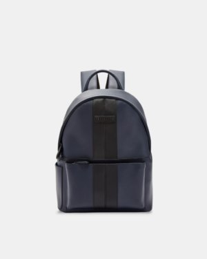 Twill Detail Backpack