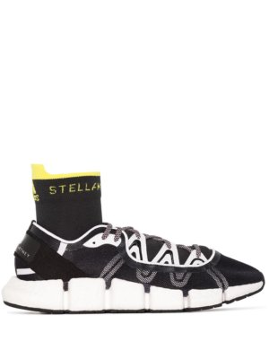 adidas by Stella McCartney Climacool Vento sock-style sneakers - Black