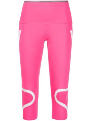 adidas by Stella McCartney TruePace 3/4 leggings - Pink