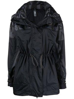 adidas by Stella McCartney TruePace jacquard jacket - Black