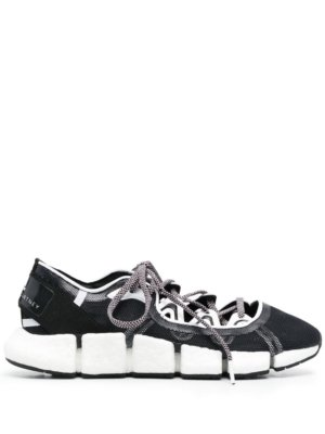 adidas by Stella McCartney Vento mesh sneakers - Black
