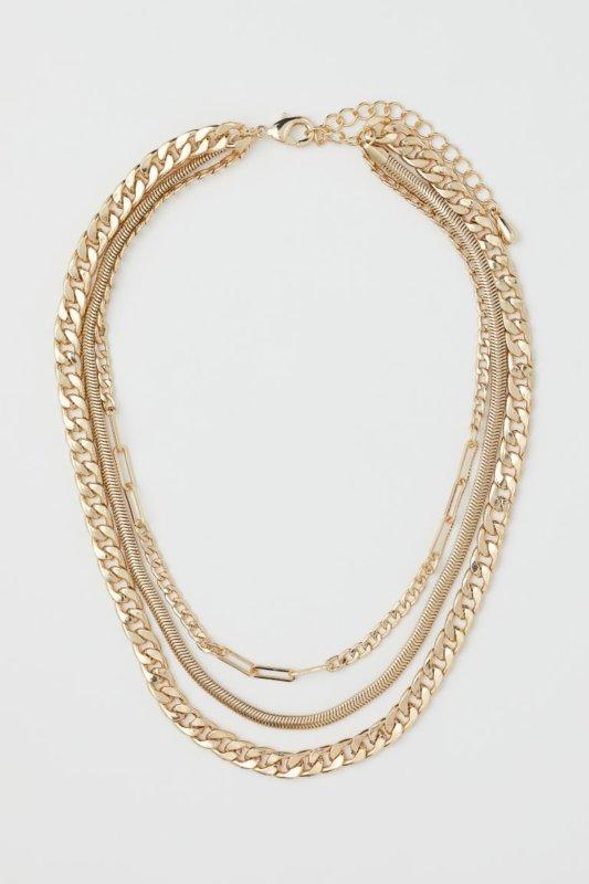H&M Three-strand necklace