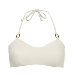 vanDalsky - Sophie White Bikini Top