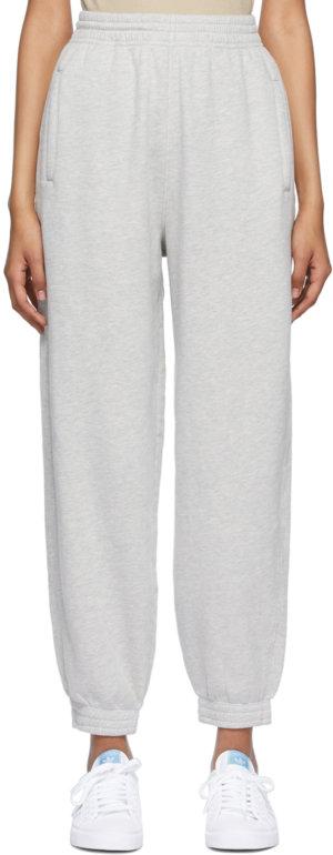 AGOLDE Grey Balloon Lounge Pants