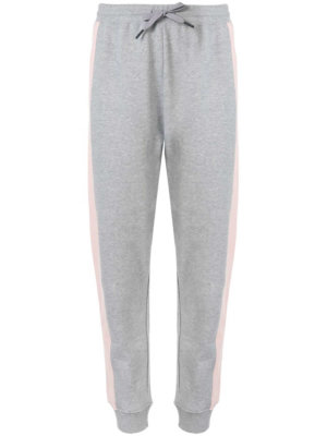 BAPY BY *A BATHING APE® straight leg track trousers - Grey