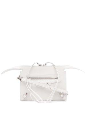 Balenciaga Neo Classic clutch bag - White
