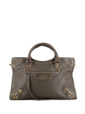 Balenciaga Pre-Owned City S tote bag - Grey