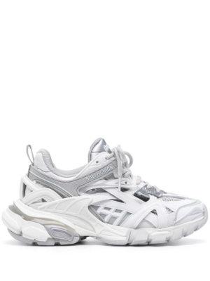 Balenciaga Track.2 Open low-top sneakers - White