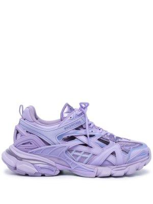 Balenciaga Track.2 Open sneakers - Purple