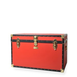 Cambridge Satchel Classic Trunk - Red