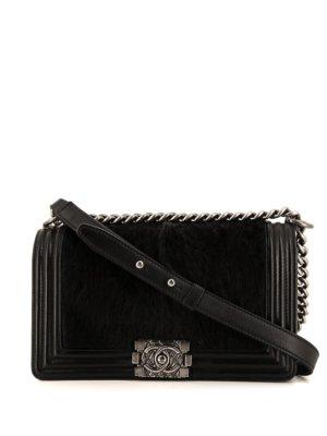 Chanel Pre-Owned Boy Chanel bag - Black