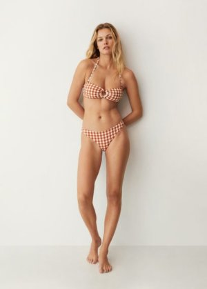 Check bikini top