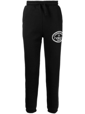 Fiorucci Illustrated Commended jogging trousers - Black