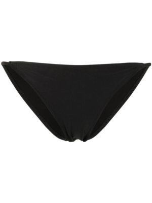 Fiorucci logo-print bikini bottoms - Black