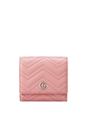 Gucci GG Marmont wallet - Pink