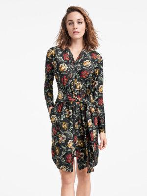 Jungle Print Dress - 8886 - L