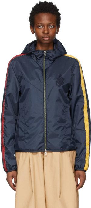 Moncler Genius 1 Moncler JW Anderson Navy Ballintoy Jacket