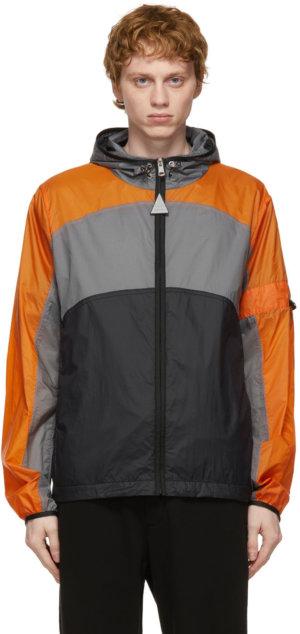 Moncler Genius 5 Moncler Craig Green Orange & Grey Clonophis Jacket