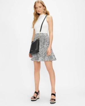 Pleat & Release Mockable Dress